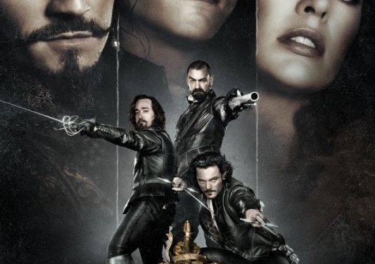 The Three Musketeers: Whats Hot at Redbox