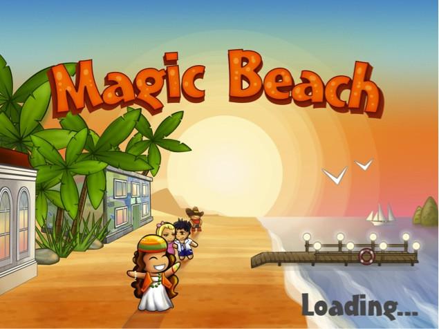 Magic Beach Review (iPad 2, iPhone 4)