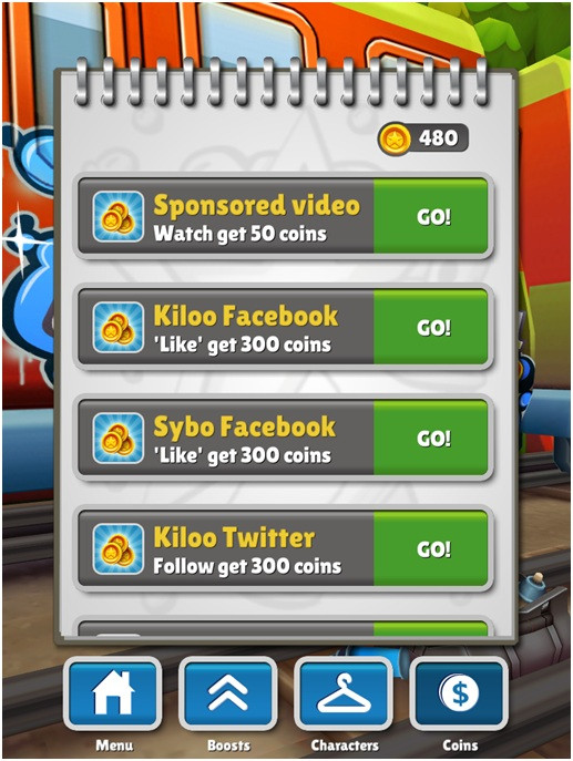 how to get power jumper in subway surfer