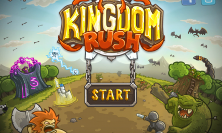 Kingdom Rush 1.6 iPad Review and Guide