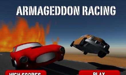 Armageddon Racing Review