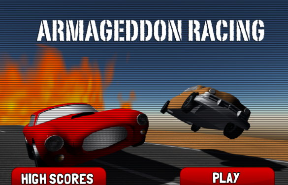 Armageddon Racing Review