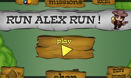 Run Alex Run! Review