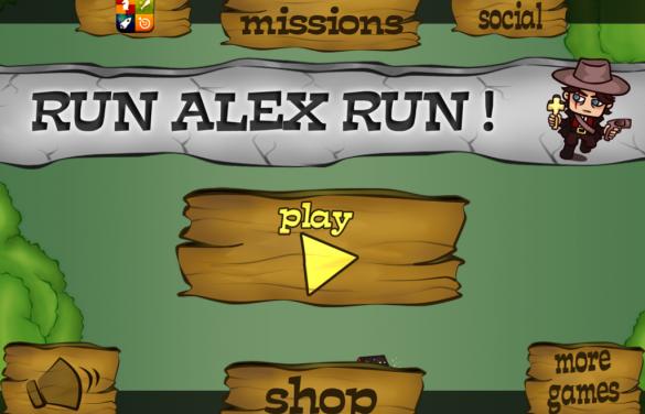 Run Alex Run! Review