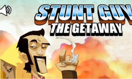 Stunt Guy Review for iPad/iPhone