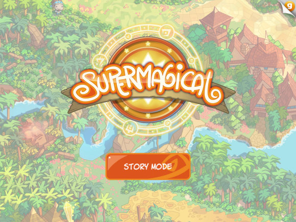 Supermagical Review for the iPad 2, iPhone