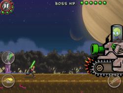 Don't Run with a Plasma Sword Last Boss