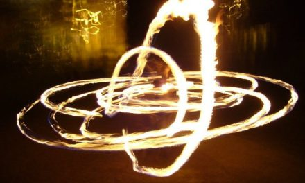 Interview with Julia Desiree – Fire Dancer