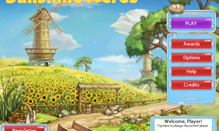 Sunshine Acres iPad Review