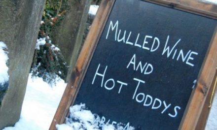 Mixer Weekend: 3 Winter Warmer Drinks