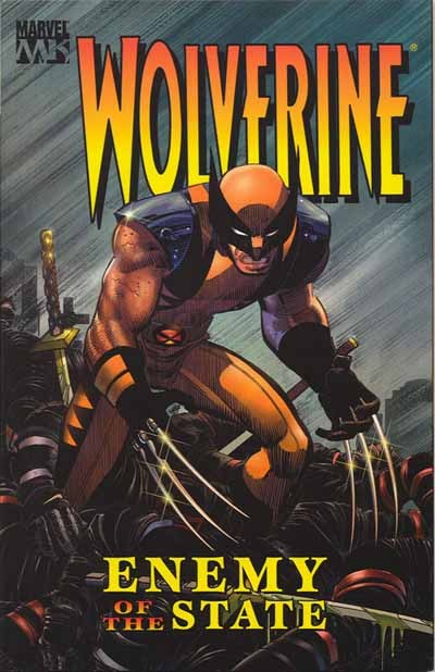 Wolverine Enemy of the State Main Cover