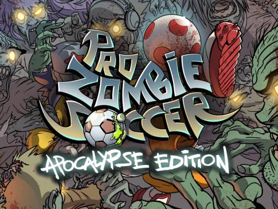 Pro Zombie Soccer iPad edition