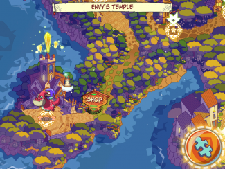 Supermagical Map
