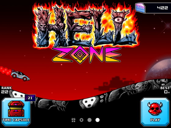 Time Surfer Hell ZONE