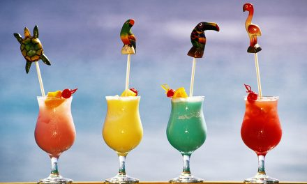 Mixer Weekend: 3 Tropical Drinks to Make You Forget Winter