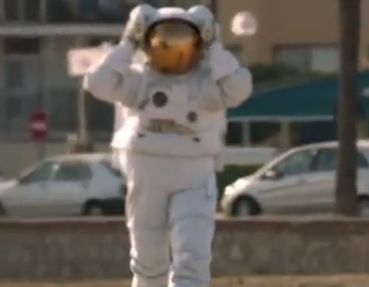 Saturday Morning Funny: Axe Astronaut Commercial