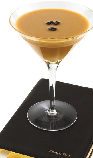 espresso martini Valentine's Day Cocktail
