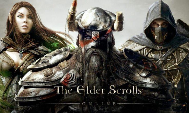 elder scrolls online pax east