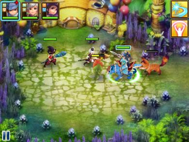 Fantasy Adventure Gameplay 1