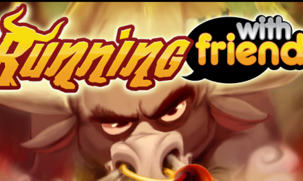 Running with friends HD Review