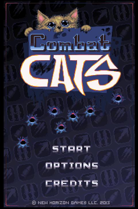 Combat Cats Main