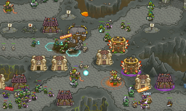 Kingdom Rush Frontiers  Review iPad/iPhone