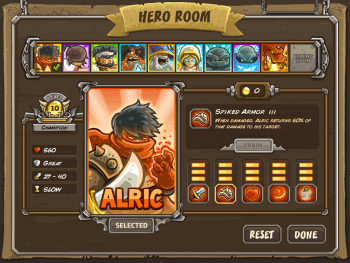 Alric Kingdom Rush Frontiers