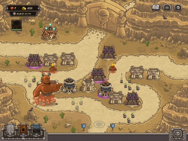 Your wish for a new Kingdom Rush has been granted