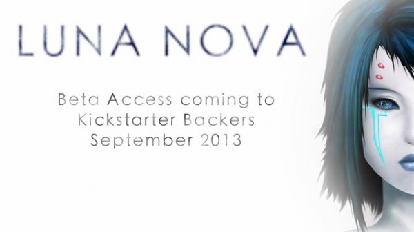 Luna Nova Kickstarter