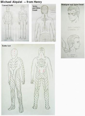 Michael Sketch