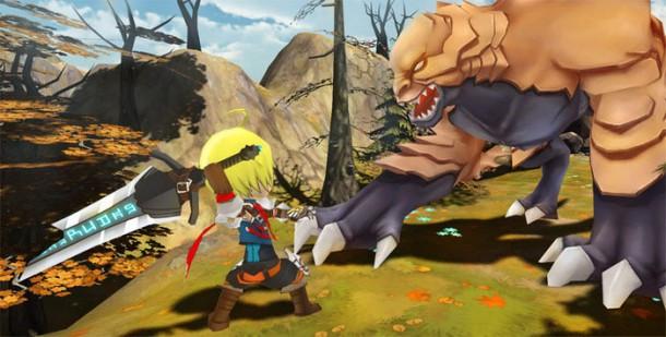 Soul Saga gameplay