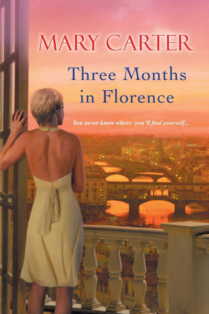 three months in florence cover