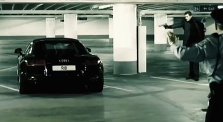 Saturday Morning Funny: Audi R8 Hostage commercial