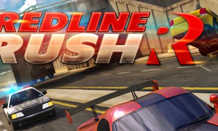 Redline Rush Review