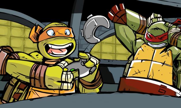 Teenage Mutant Ninja Turtles Rooftop Run Review