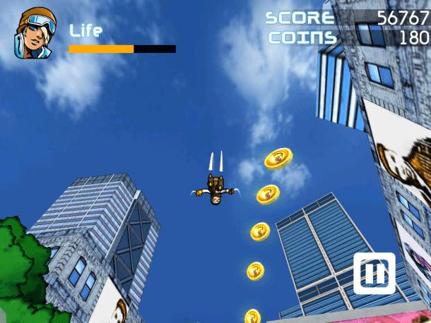 Free Skate Xtreme HD gameplay
