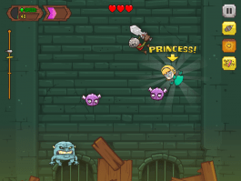 Knightmare Tower Princess freeing