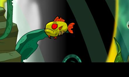 Beelzebub review the world of nardio for Zombie fish tank
