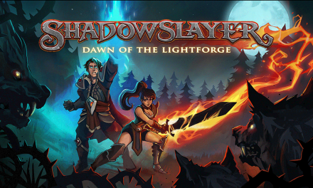 ShadowSlayer: Dawn of the Lightforge Review