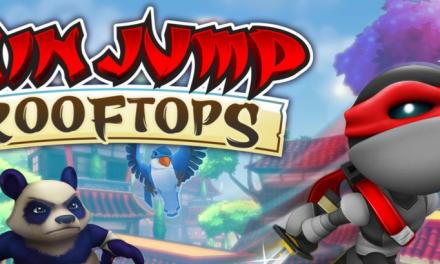 NinJump Rooftops Review