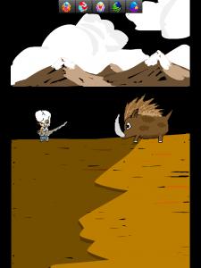 Monster Hunter 2 iOS