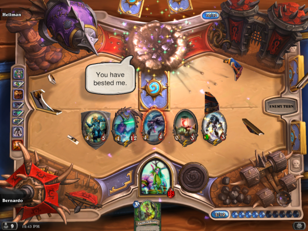 Hearthstone is easier & deeper than you could have imagined.