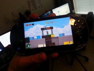 Preview of the new Playstation Vita game.