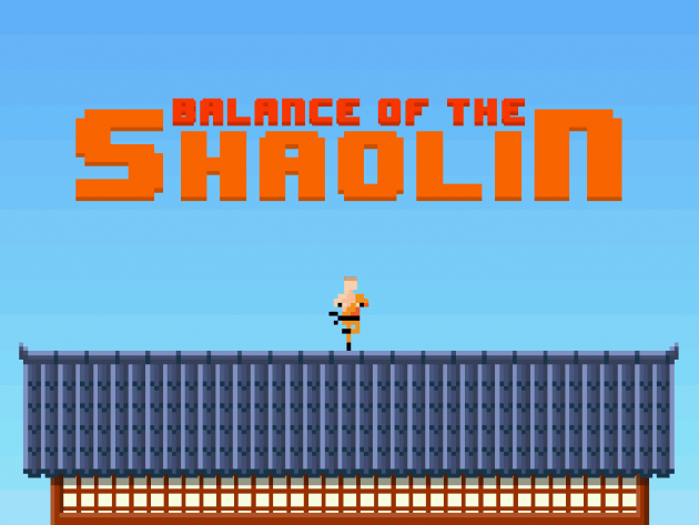 Balance of the Shaolin