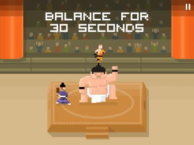 Balance of the Shaolin suck