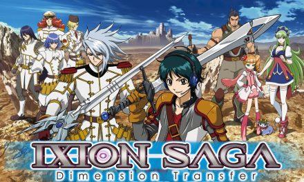 Ixion Saga DT Review