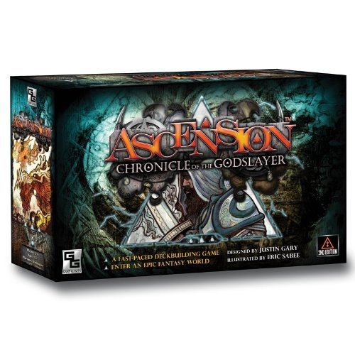 Ascension Chronicle Of The Godslayer Base Set