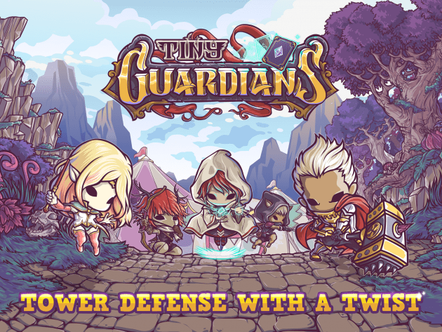 Tiny Guardians main preview pic