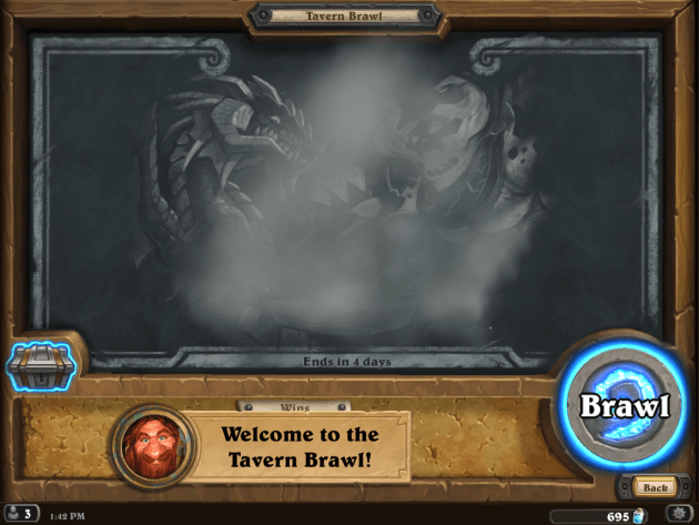 Tavern Brawl Intro
