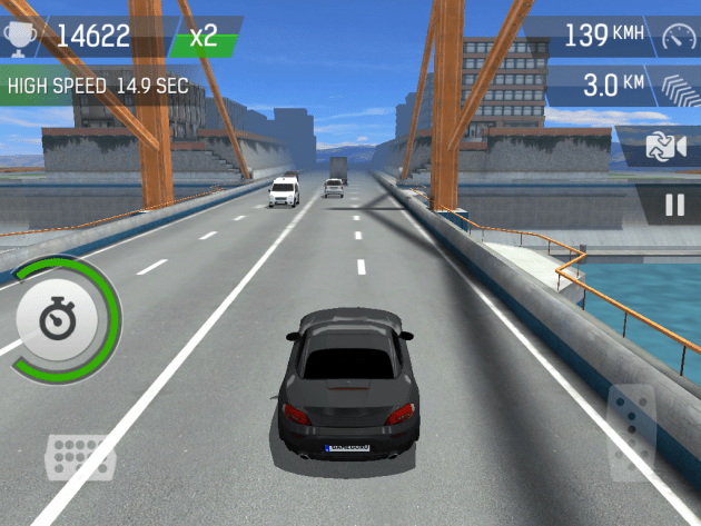 Racing Fever game Play